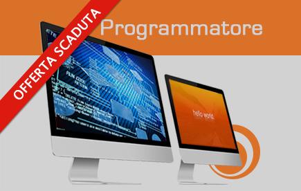 Programmatore C++ – Roma – Lazio – Offerta di lavoro codice: PRO130717