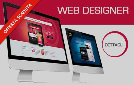 Web Designer – Milano – Lombardia – Offerta di lavoro codice: WEB280617