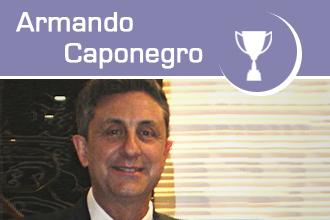 Armando Caponegro ed il suo desiderio di crescere sempre