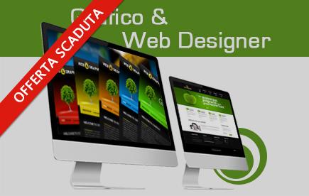 Grafico/Web Designer – Grottaferrata (RM) – Offerta di lavoro codice: WEB100417