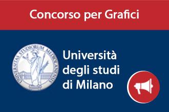 Concorso per Grafici Università di Milano