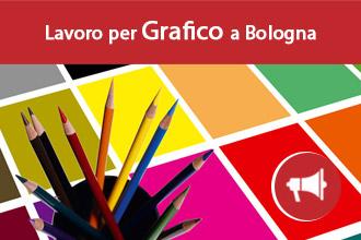 Lavoro per Grafico a Bologna