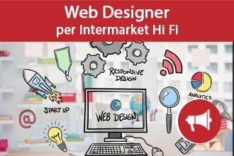 Web Designer per Intermarket Hi Fi