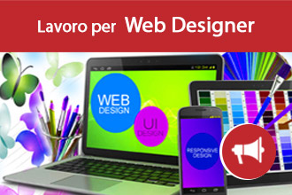 Lavoro per Web Designer