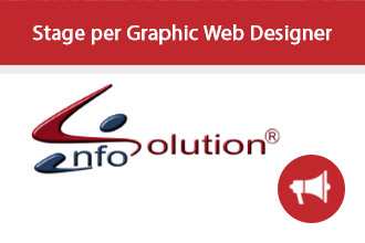 Stage per Graphic Web Designer