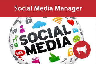 Lavoro per Social Media Manager