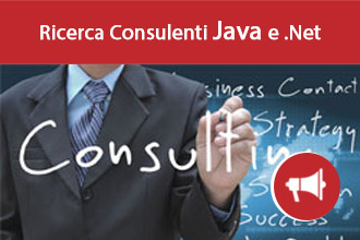 Consulenti Java e .Net per ISA Italia