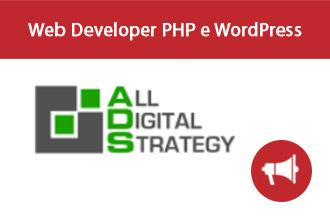 Lavoro per Web Developer PHP & WordPress