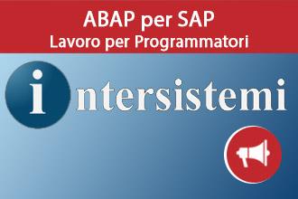 Lavoro per Programmatori ABAP per SAP