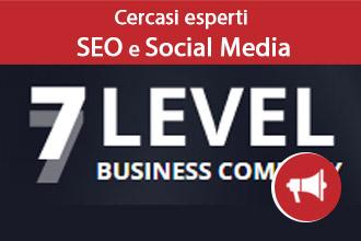 Esperti SEO, SEM e Social Media per 7 Level