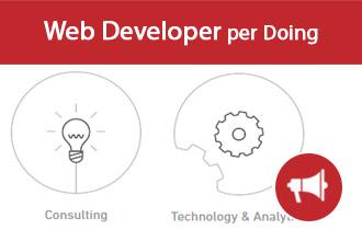 Lavoro per Web Developer presso Doing