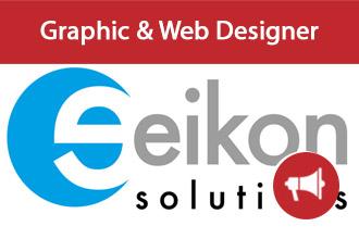 Grafico & Web Designer per Eikon