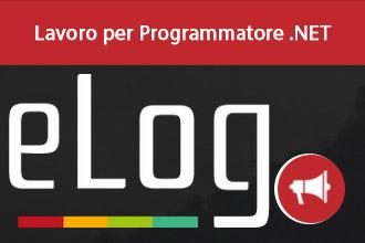 Programmatore .Net per eLog
