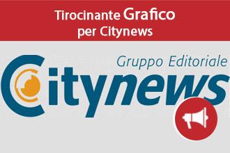 Tirocinio per Grafico presso Citynews