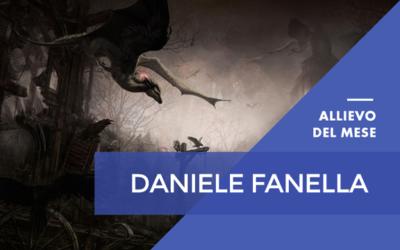 Giugno 2017 – Daniele Fanella – Master in Aula in Grafica Pubblicitaria ed Editoriale