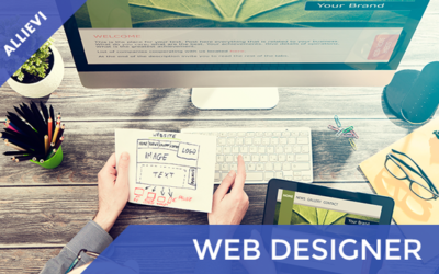 Web Designer / Web Marketing – Roma  – Offerta di Lavoro WEB 180918