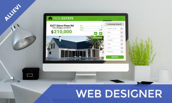 Web Designer  – Roma – Lazio – Offerta di lavoro codice: WEB070917