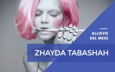 Agosto 2017 – Zhayda Tabashah – Master Online in montaggio video