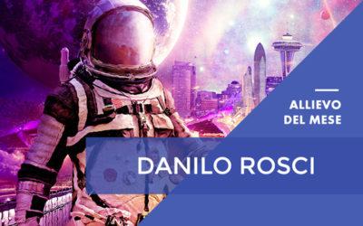 Gennaio 2018 – Danilo Rosci – Master in Aula in Grafica Editoriale – Web Design & eCommerce con Certificazione Adobe