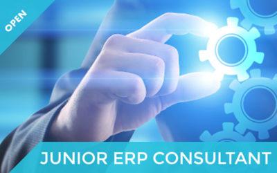 ISA ricerca Junior ERP Consultant