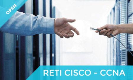 Tecnici Networking con Certificazione CISCO CCNP