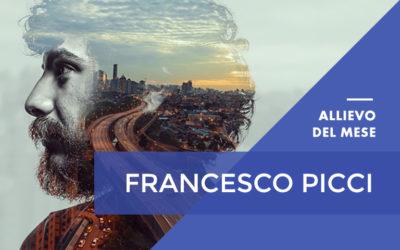 Luglio 2018 – Francesco Picci – Master Online in Grafica Editoriale – Web Design & eCommerce con Certificazione Adobe