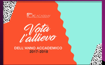Vota l'Allievo dell'Anno 2017-2018