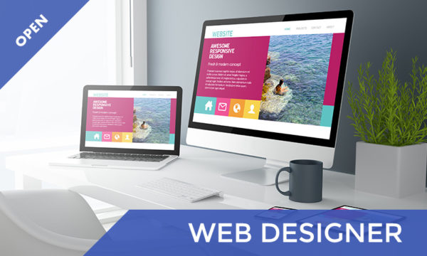Graphic & Web Designer per Up2Lab a Roma