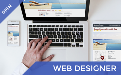 2 Web Designer/Developer per WalkIn a Roma