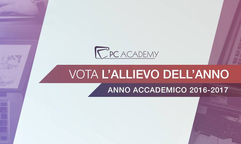 Vota l'Allievo dell'Anno