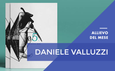 Febbraio 2018 – Daniele Valluzzi – Master in Aula in Grafica Editoriale – Web Design & eCommerce