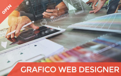 Graphic & Web Designer – Roma