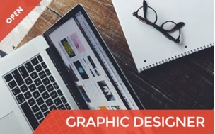 Lavoro per Senior Graphic Designer con WordPress – Lugano